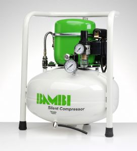 Bambi BB24V air compressor